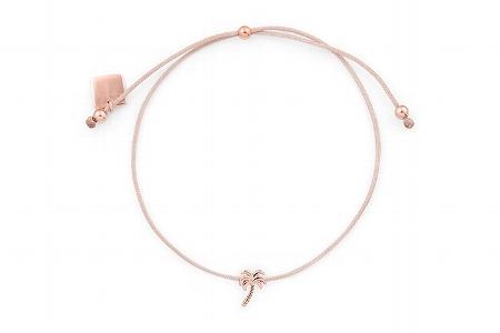 "Armband "" TinyPalmtree"", Sterling Silver, rosegold vergoldet, 26€"