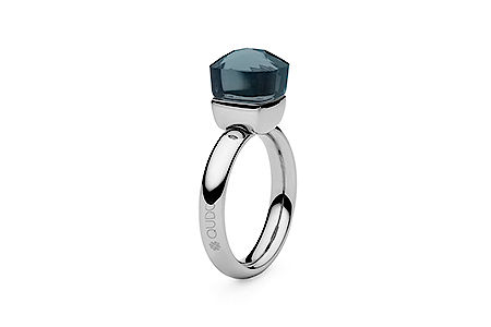 Ring silber, Gr 50-60,  dark blue , 46,90€, ab 2 Stück mixed colours 41,90€