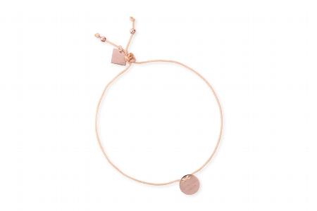"Armband "" Love you sis"" rosegold, 22€"