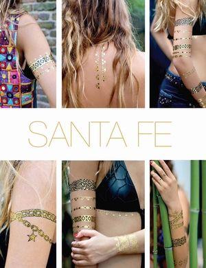 Skin Jewels Tatoos Set Santa Fe 29€