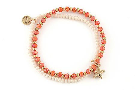 "Armband "" Coral Star"" 16€"