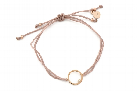 "Armband ""Diamond Circle"" 22€"