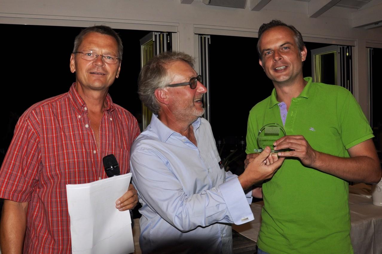 Netto-Sieger, Gruppe B Hc -18,1 bis -45: Thomas Herwirsch