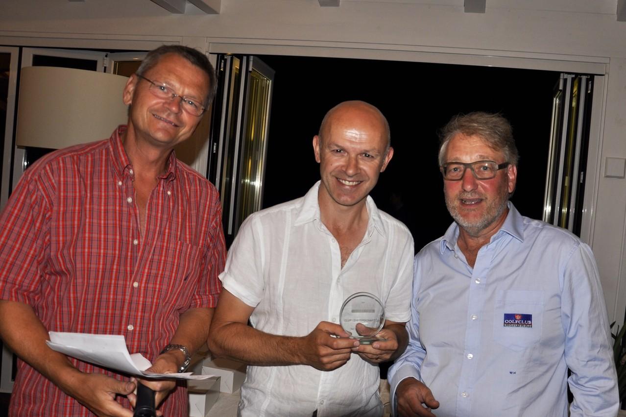 Netto-Sieger, Gruppe A, bis Hc -18: Wolfgang Liebscher