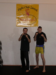 Ajarn Charli Märki (Muay Thai)