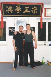 Sifu Andy Kunz (Kickboxen)