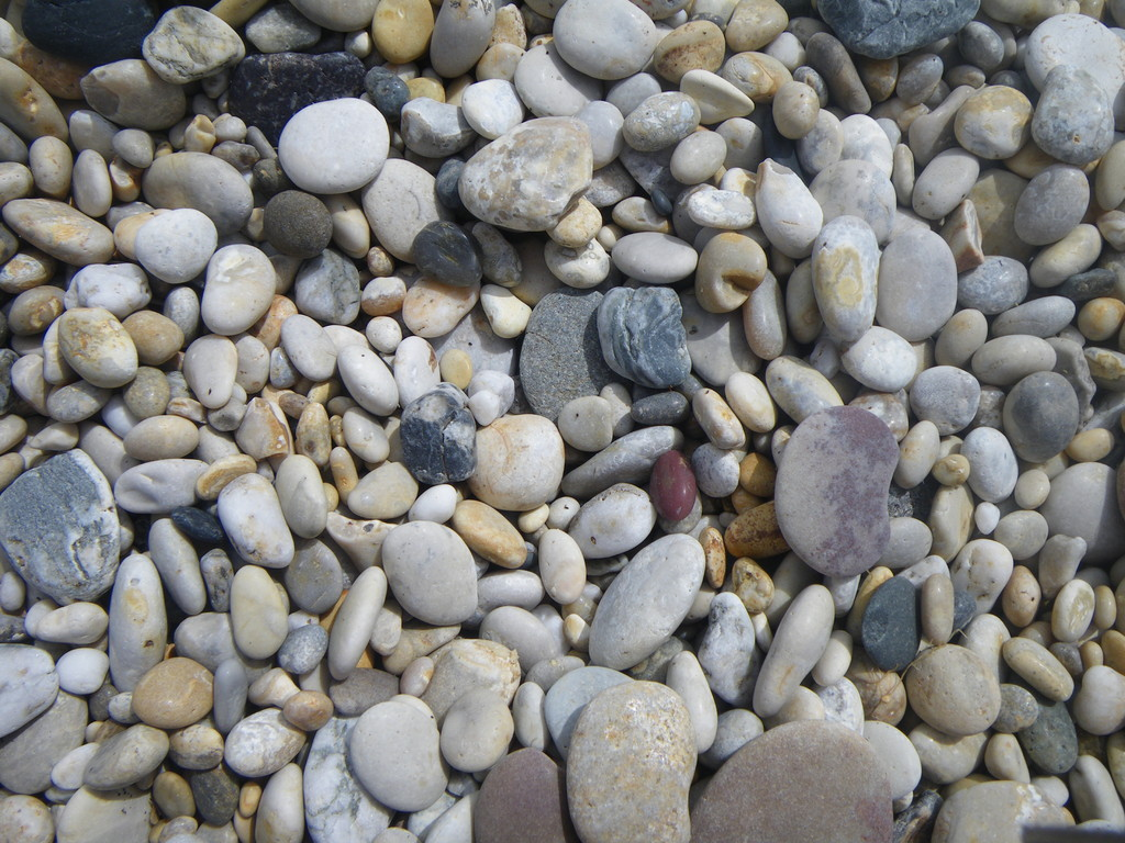 Pebbles at Porthleven