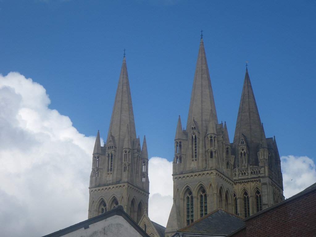Truro, Cornwall, Uk