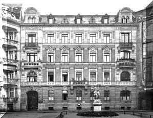 Das Carl-Huter-Museum in Leipzig, 1910-1911