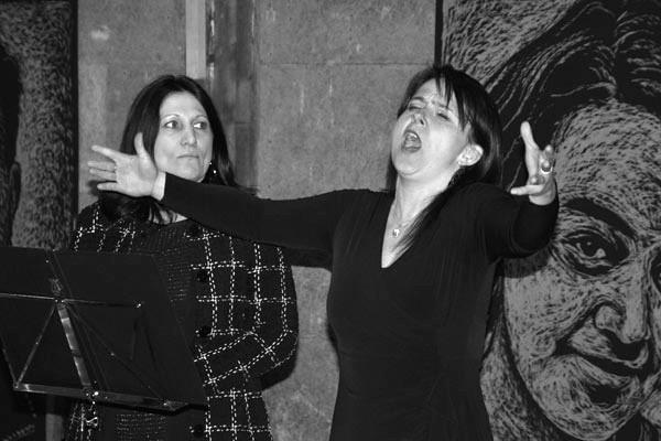 Anet Rest & Vilislava Gospodiva   Klassischer Gesang