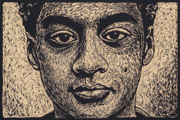 E.M. Italien / Nigeria - face of berne 2014