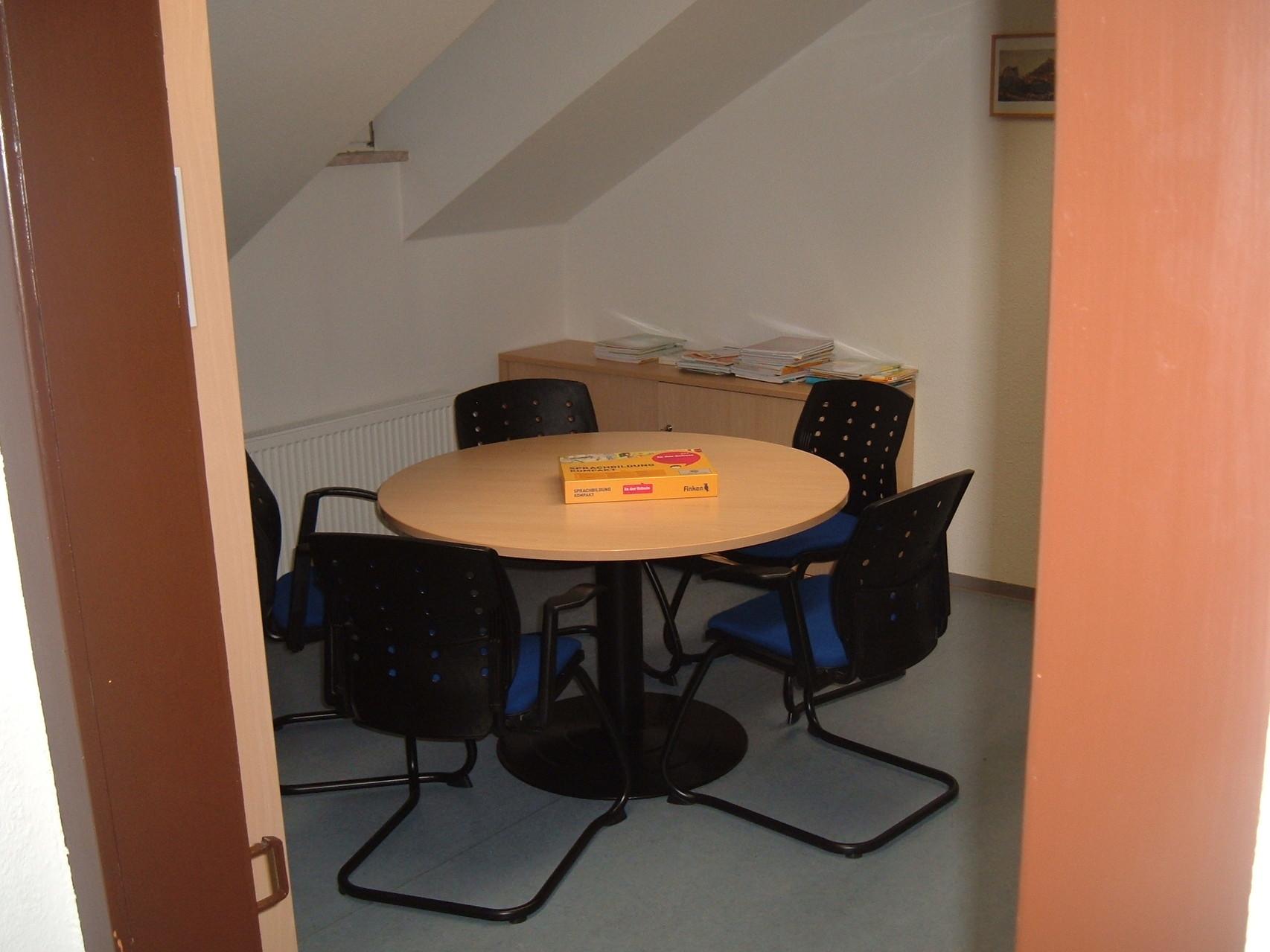 Grundschule Ziegelhütten:  Sprechzimmer