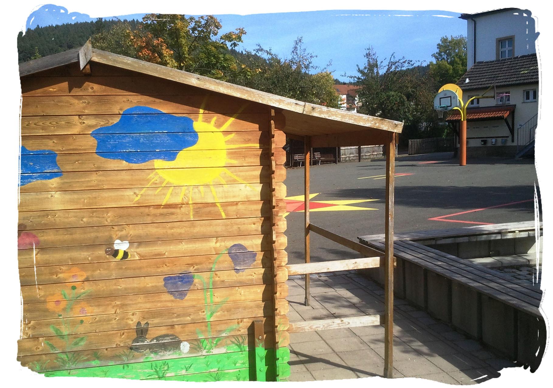 Grundschule Ziegelhütten
