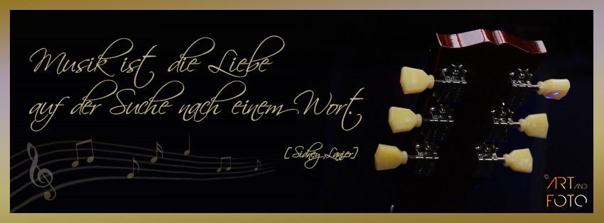Musik ist die Liebe auf der Suche nach einem Wort.  [Sidney Lanier]