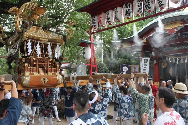 居木神社御祭禮_009 ©居木神社