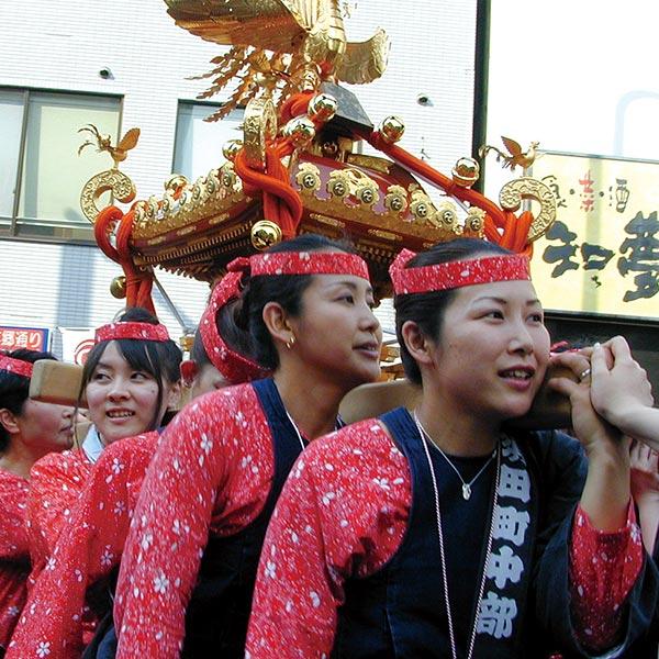 〈KANDA MATSURI Festival〉Kanda, TOKYO ⓒreal Japan 'on!