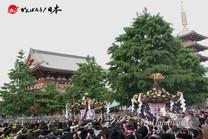 『三社祭』ページは画像をクリック!