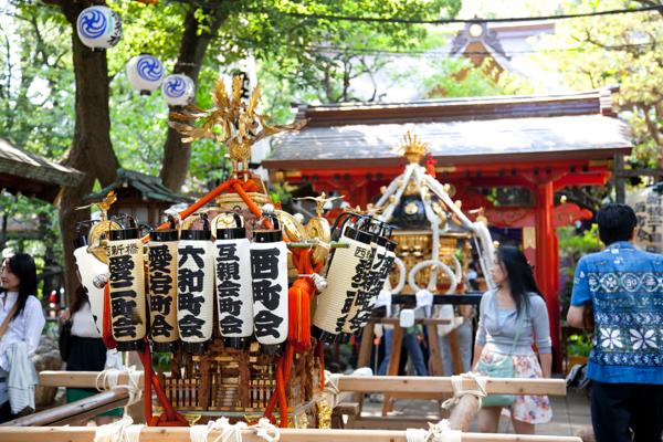 出世の石段祭_003 ©愛宕神社