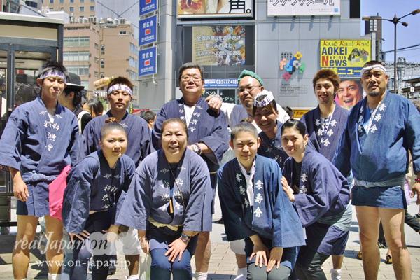 さい玉・粋興會さん。幸壽會さん。東京はもちろん、大宮、浦和、羽生まで守備範囲は広いよ。会長が神田、奥様が品川ご出身とお顔も広そうです~
