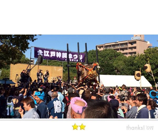 まさヤンさん: 大江戸神輿まつり