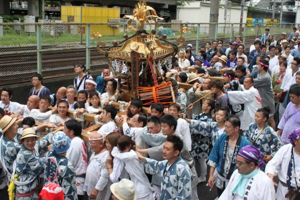 居木神社御祭禮_011 ©居木神社