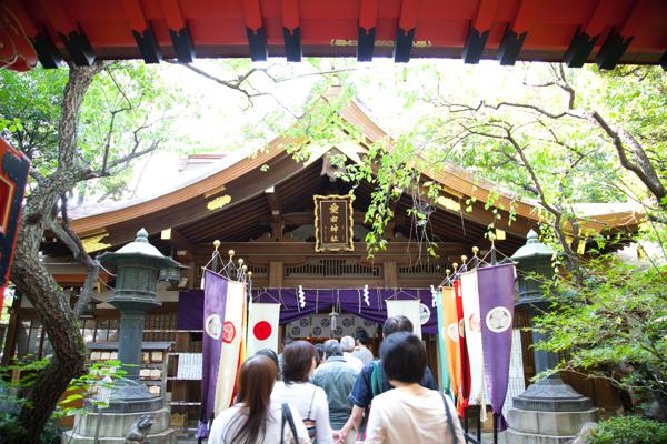 出世の石段祭_001 ©愛宕神社