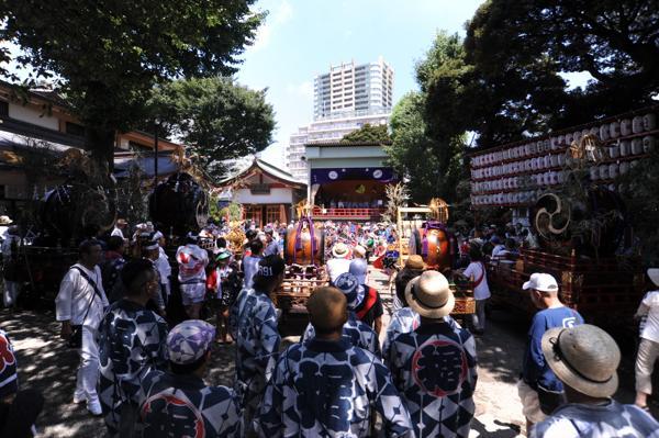 居木神社御祭禮_010 ©居木神社