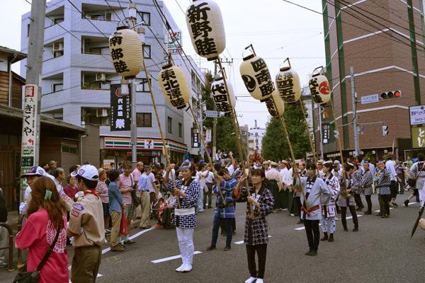 北澤八幡神社例大祭_009 ©北澤八幡秋祭り実行委員会