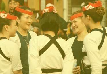 〈TORIGOE Shrine Festival〉Kuramae, TOKYO ⓒreal Japan 'on