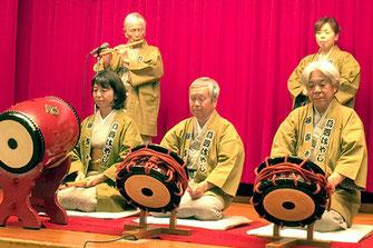 Japanese Festival Car(parade float) and Japanese Festival Music Performance, Suiki Kai