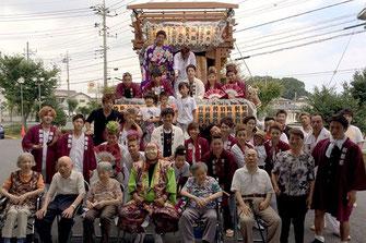 Japanese Festival Music and Shishimai Performance, Nerima Hakusan Shrine Hayashi-ren