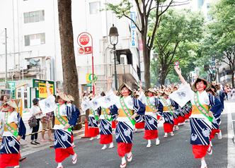 第20回 渋谷・鹿児島おはら祭