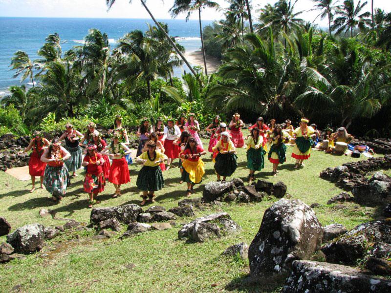Janina Gradl Yoga und Lomi-Massagen in Amberg - Hawaii Reise