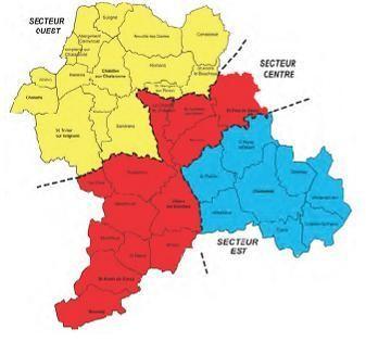 Cartographie du territoire