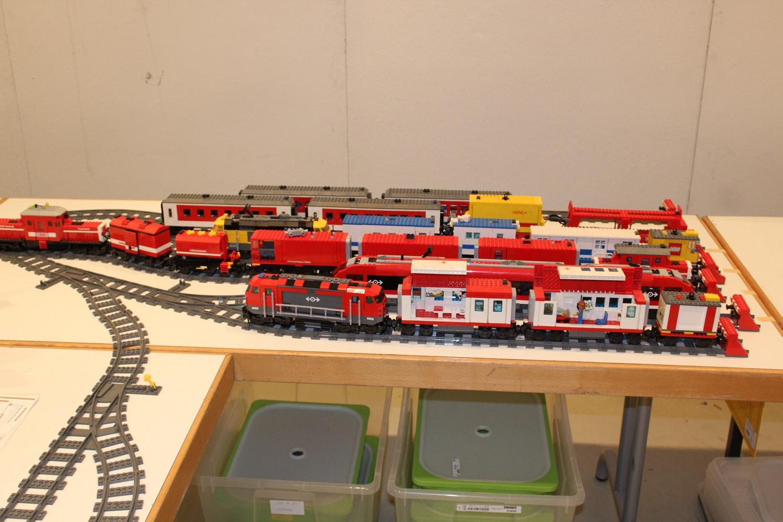 Lego-Eisenbahnen Blaulichthelden.de