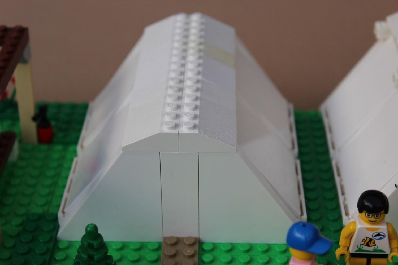 Legozelt MOC fest