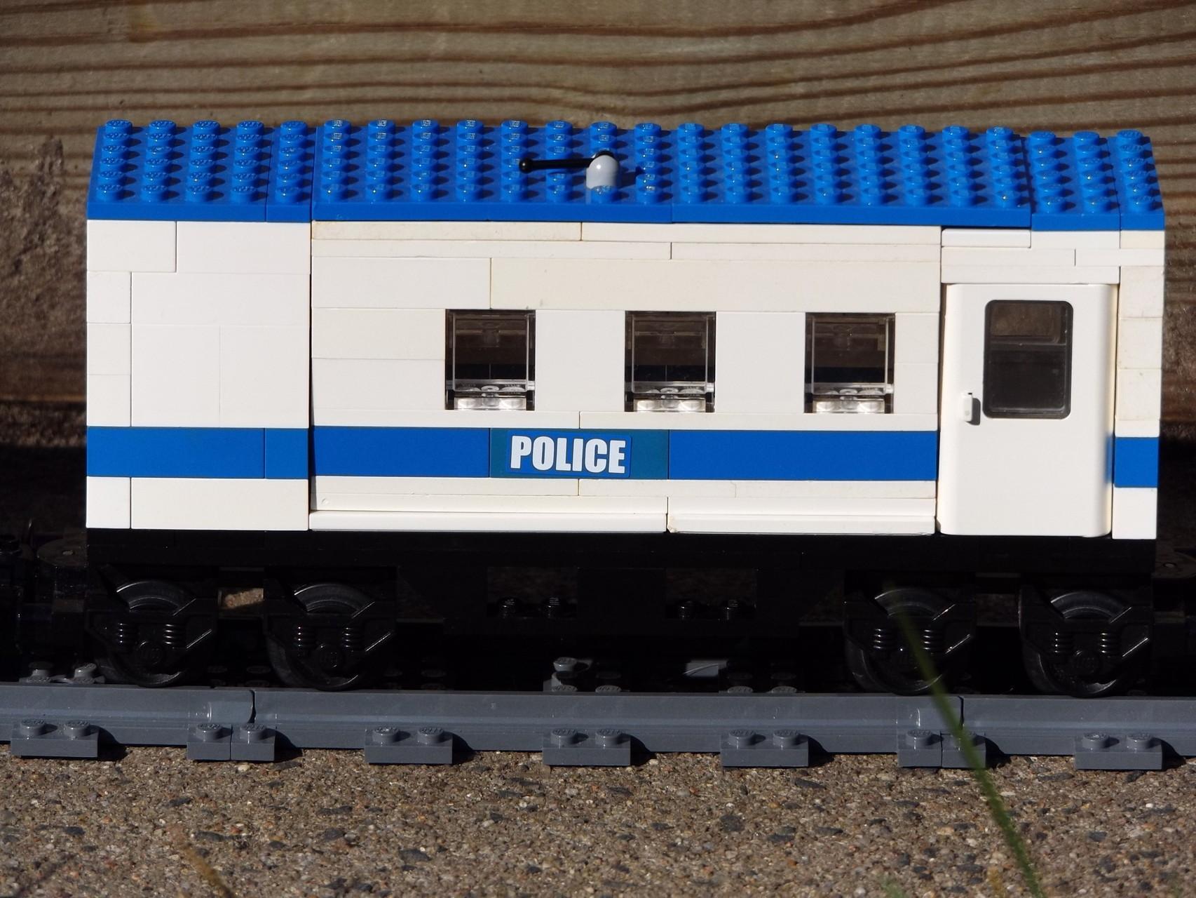 MOC Dienst- und Arrest-Wagen