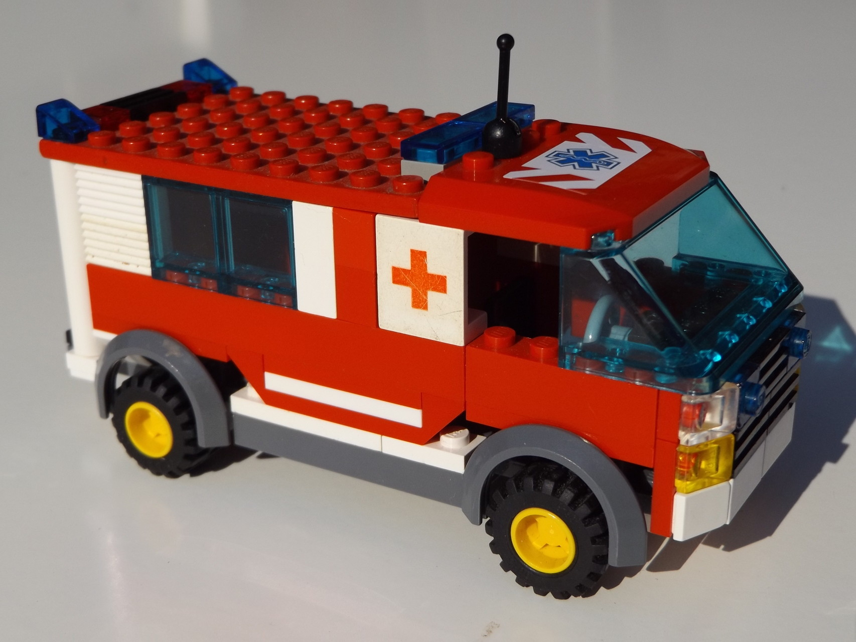Rettungstransportwagen nach 7890