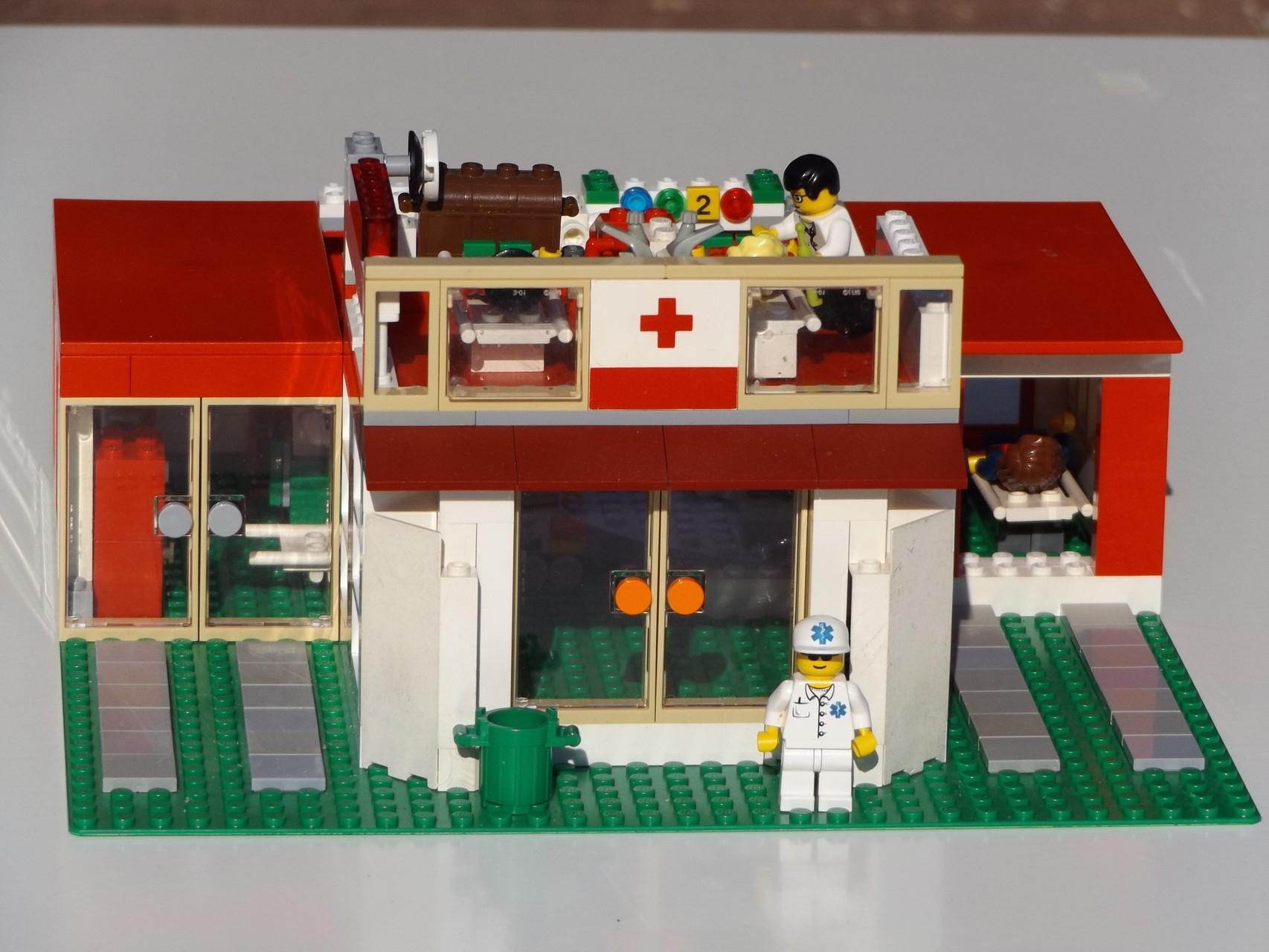 Privates Krankenhaus Weite-Welt