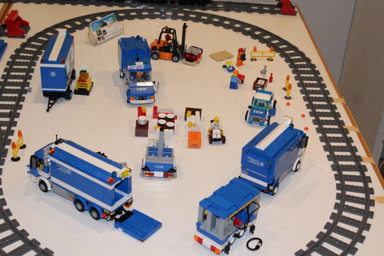 THW Fachgruppe Logistik Verpflegung und Materialerhaltung