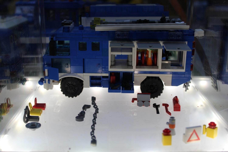 THW Gerätekraftwagen GKW1