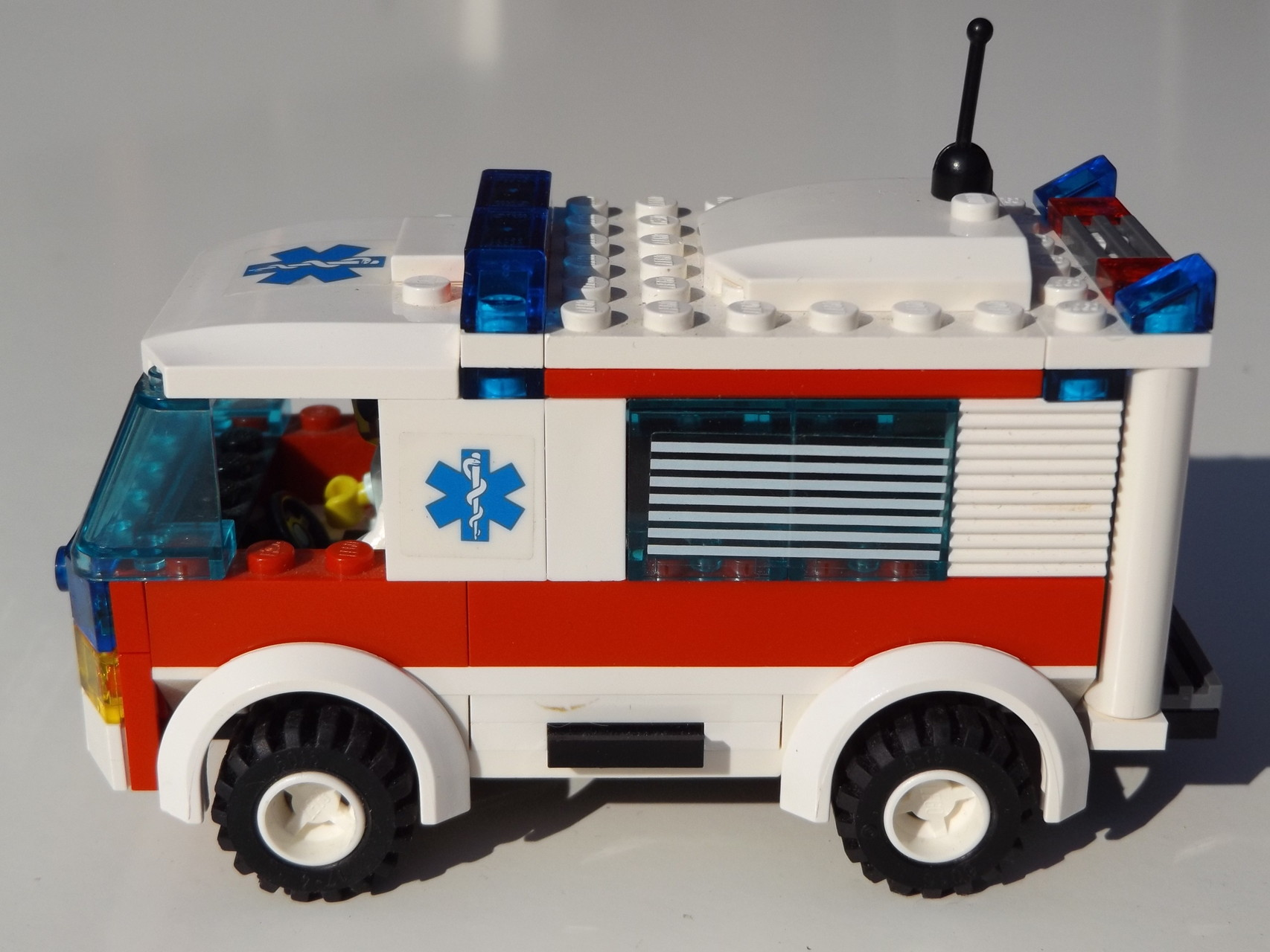 Krankentransportwagen nach 7890