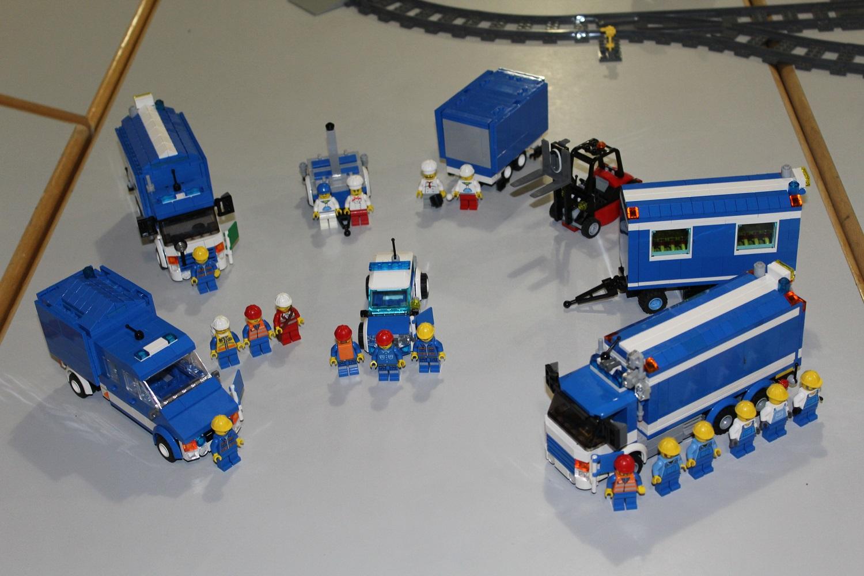 THW Fachgruppe Logistik Verpflegung