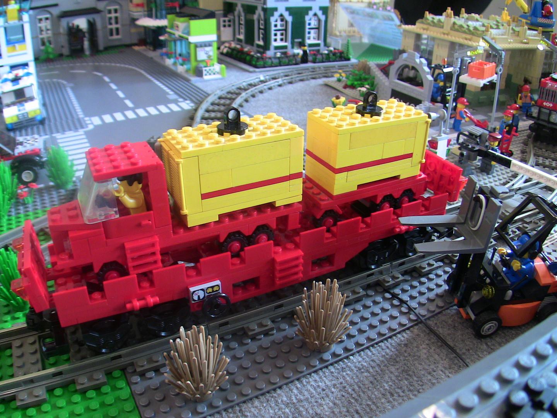 MOC LKW-Transport-Waggon