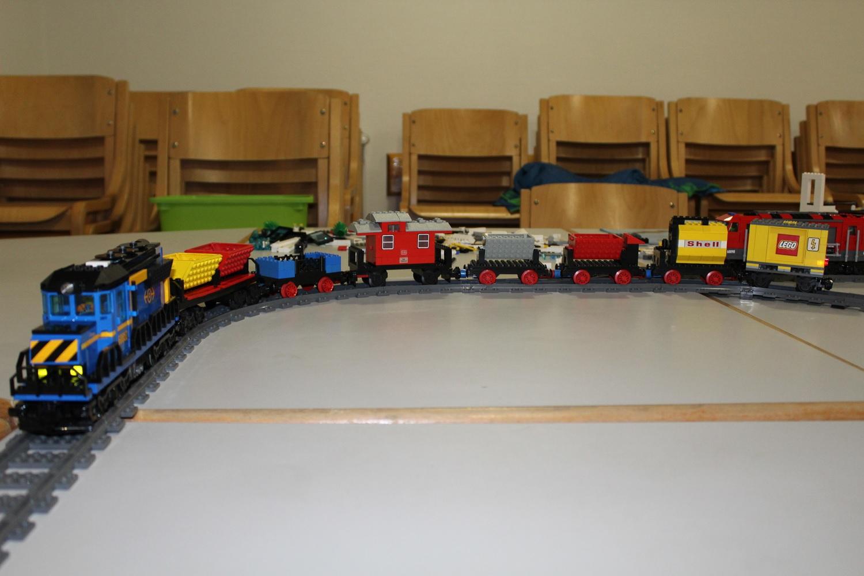 Güterzug Janosh