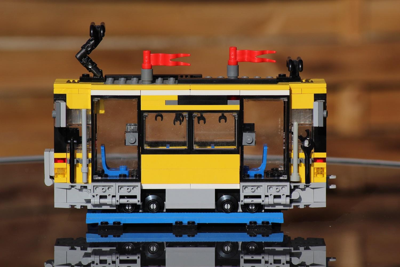 Strassenbahn Tramp M6
