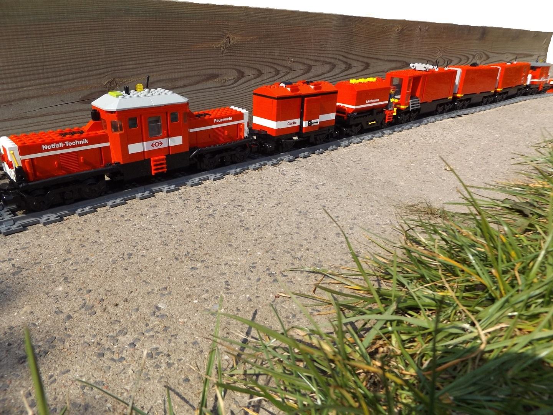 MOC Feuerwehr Tunnelhilfs- und Rettungszug