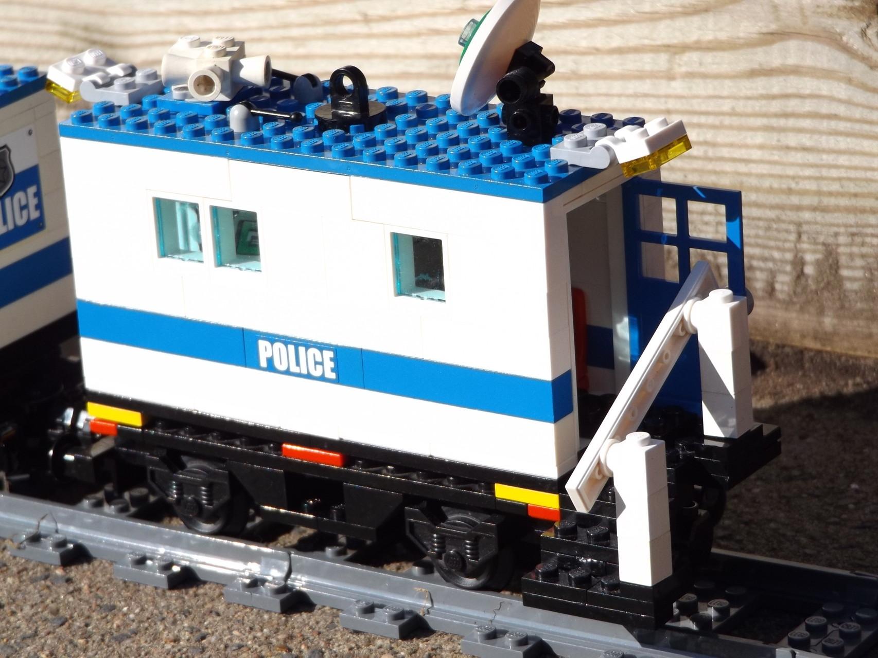 Mobile Polizei-Leitstelle