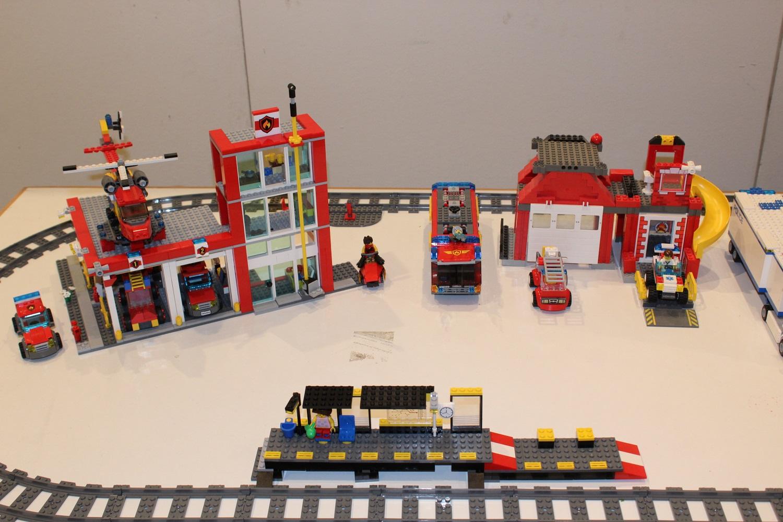 Feuerwehrstationen Janosh