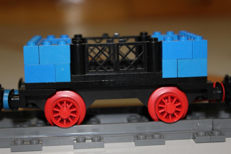 Transportwaggon Nr. 171 aus 1972